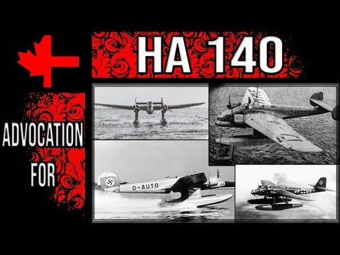 War Thunder - The Advocation For The Ha 140