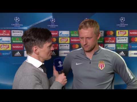 Kamil Glik po awansie Monaco do 1/2 finału Ligi Mistrzów || Wywiad || Piłka nożna