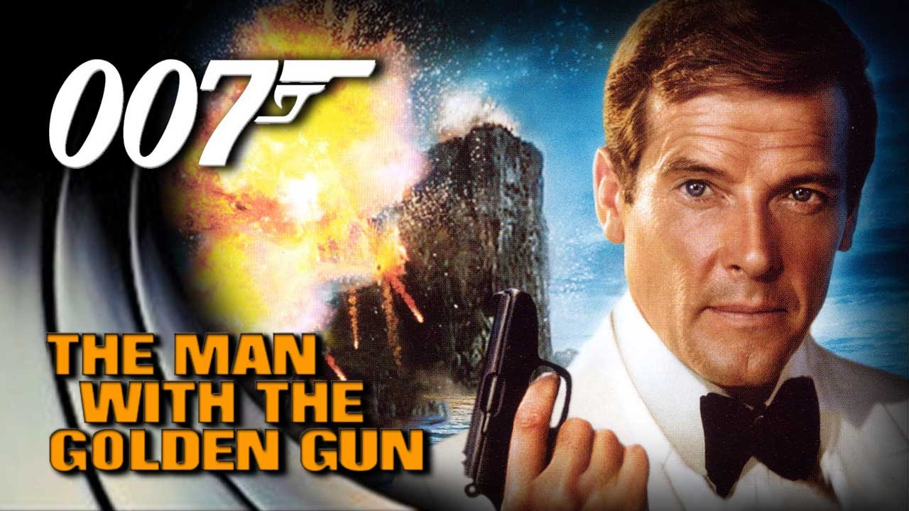 Image result for man with the golden gun