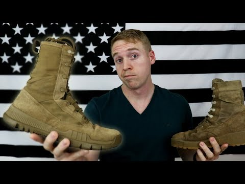 Can You Wear Personal Boots/Shoes At Basic Training?