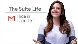 Hide unused labels in label list - The Suite Life