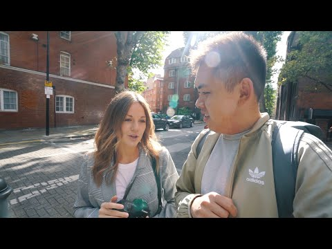 I AM BACK VLOGGING IN LONDON WITH A BLOGGER