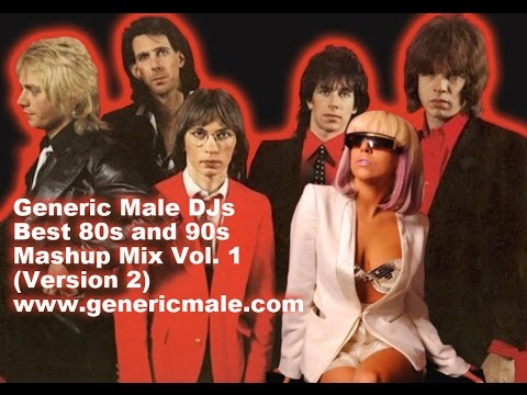Mashup Mix 80s 90s and Remixes Volume 1 (Revised and Updated)
