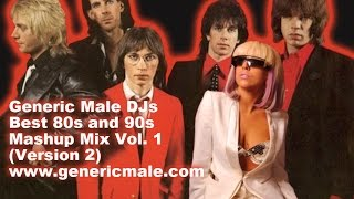 Baixar Mashup Mix 80s 90s and Remixes Volume 1 (Revised and Updated)