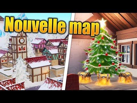 FORTNITE SAISON 7 : NOUVELLE MAP & LIEUX SECRETS !
