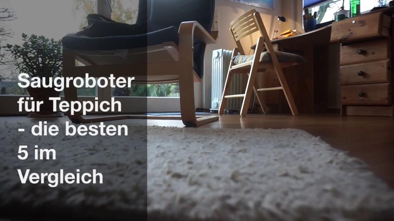saugroboter f r teppich die besten 5 staubsauger roboter. Black Bedroom Furniture Sets. Home Design Ideas