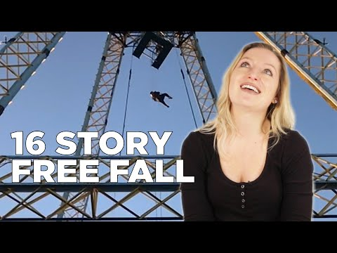 Jenn - What It's Like to Fall 16 Stories