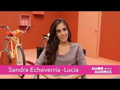 #ElAmorEs según Sandra Echeverría