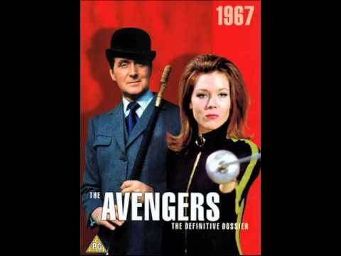 The Avengers TV Series Music - Laurie Johnson