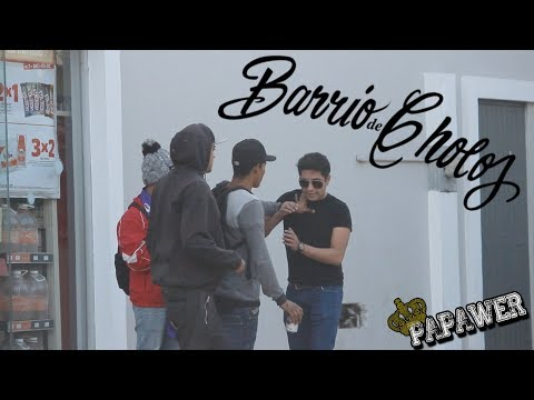 ¡BROMA PESADA A CHOLOS! (PAPAWER)
