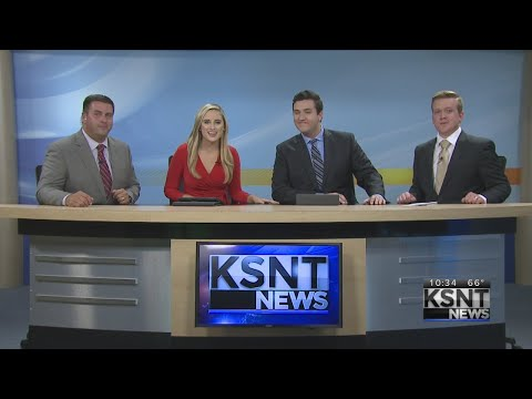 KSNT News at 10 End