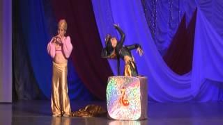 """Восточные танцы дети """"ТАЙНА ФАКИРА"""""""