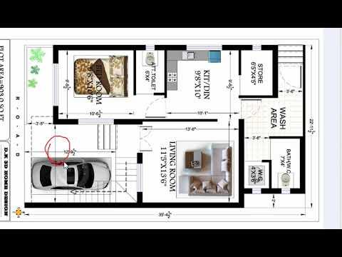 900 Sq Ft House Plan Small House Plan Best Home Design Plan Modern Home Design Plan 2020 Youtube