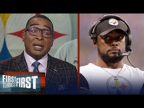 Cris Carter reacts to the Steelers extending Mike Tomlin through 2021 | NFL | FIRST THINGS FIRST