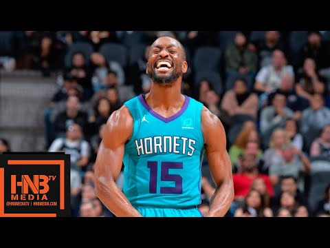 San Antonio Spurs vs Charlotte Hornets Full Game Highlights | 01/14/2019 NBA Season