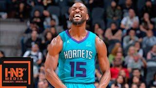 San Antonio Spurs vs Charlotte Hornets Full Game Highlights   01/14/2019 NBA Season