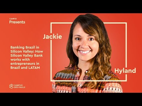 Campus Presents: Jackie Hyland, Director on Silicon Valley Bank