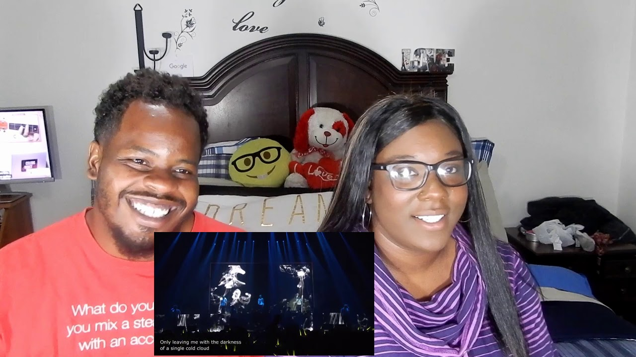 BTS THE RED BULLET DVD LET ME KNOW LİVE    COUPLES REACTIONS