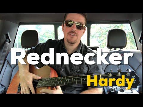 Rednecker | Hardy | Beginner Guitar Lesson