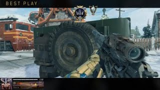 The Best Half of Domination Ever on BO4 (90-10)