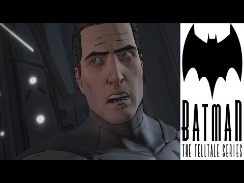 Batman The Telltale Series Episode 1 Ending