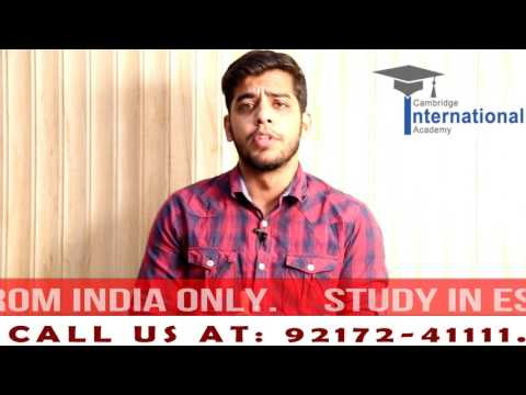 STUDY IN ESTONIA WITHOUT IELTS CALL US AT: 92172-41111.