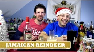 Christmas Cocktail: Jamaican Reindeer