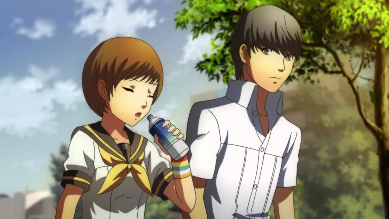 dating chie persona 4 Alright i just got intimate with yukiko, so that means she is now my girlfriend rightand also, i got my social link with chie up to level 9 and it.