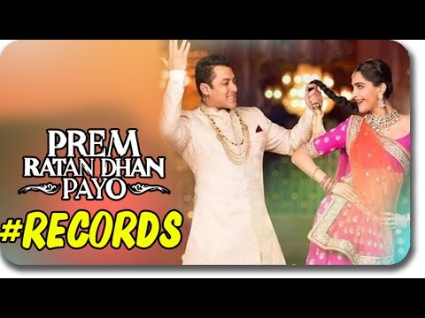 Box-Office Records Salman's Prem Ratan Dhan Payo Has Made