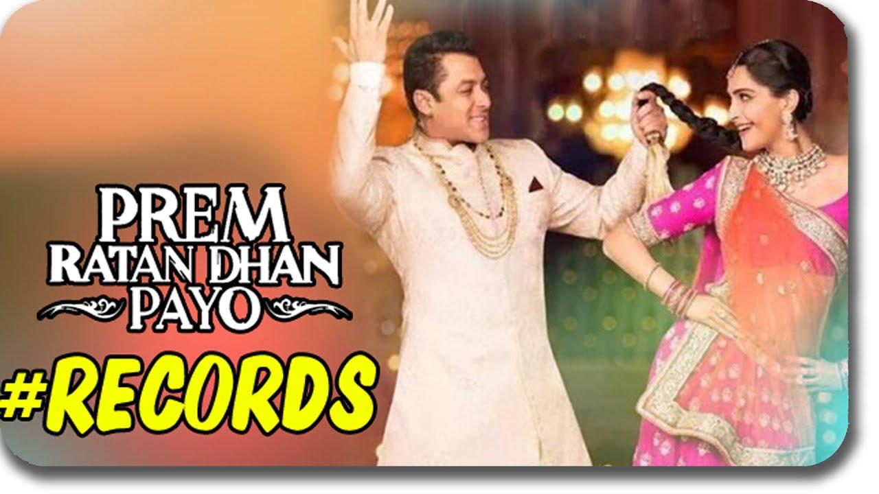 Box fice Records Salmans Prem Ratan Dhan Payo Has Made