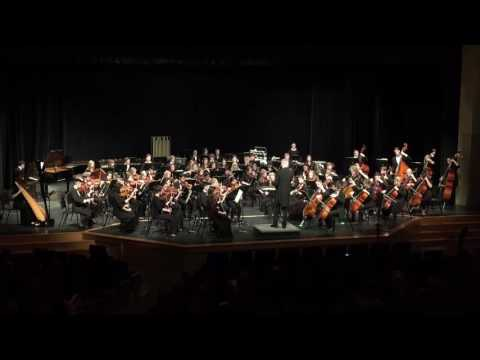 Lincoln Youth Symphony, 11/6/16,