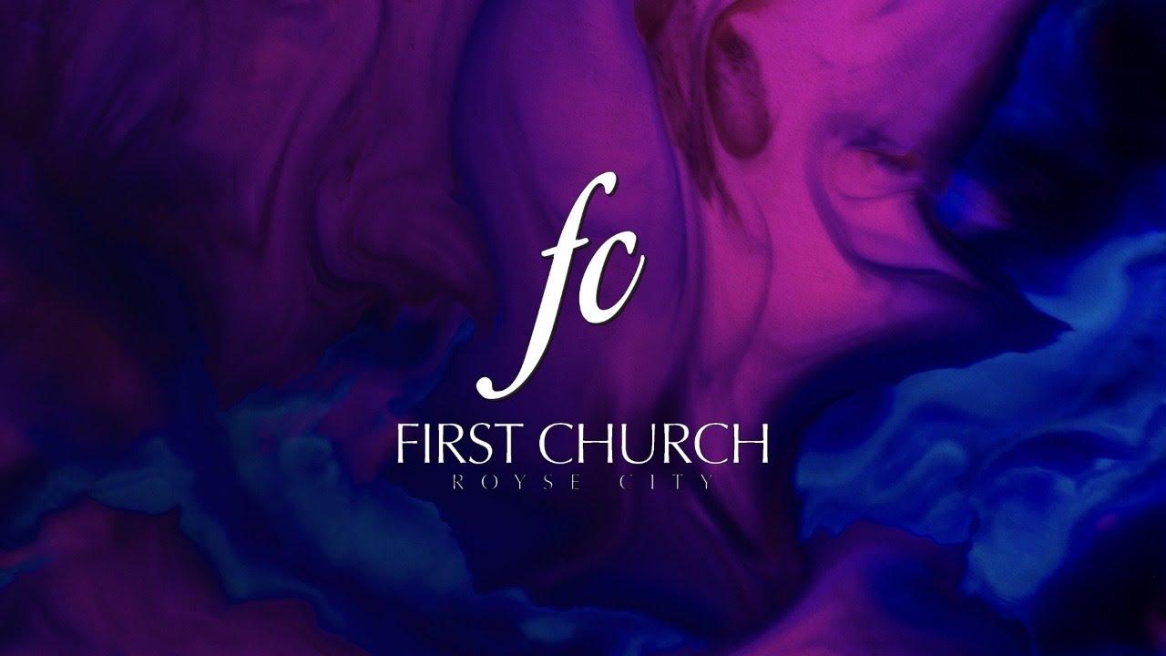 First Church Sunday Worship Service   October 25, 2020