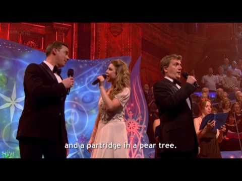 Twelve Days of Christmas  Hayley Westenra, Russell Watson, Aled Jones Songs of Praise