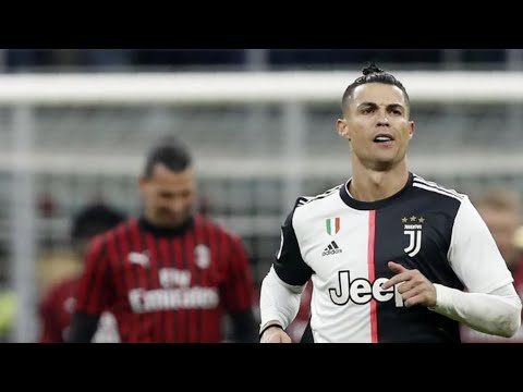 Cristiano Ronaldo Vs AC Milan Away HD 1080i (13/02/2020) By BEGO7