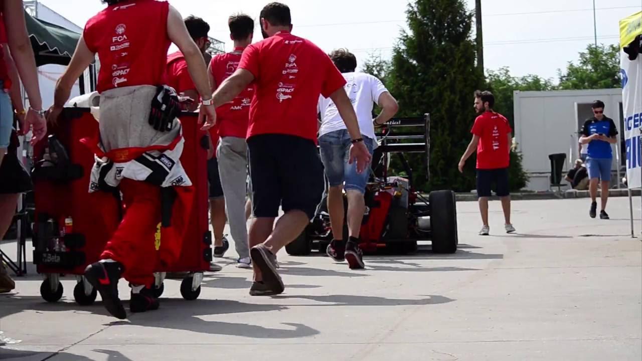 Squadra Corse @ Formula Student Hungary - Trailer