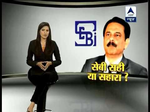 Subrata Roy talks to ABP News I Nilesh Khare