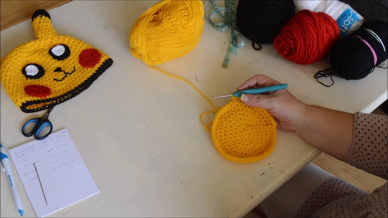Snorlax Amigurumi Crochet Tutorial Part 1 - YouTube | 720x1280