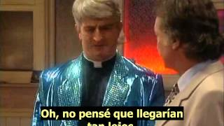 Father Ted T 2 Episodio 05  Song for Europe Subtitulado Español