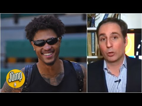 The true cost of the Warriors acquiring Kelly Oubre Jr. | The Jump