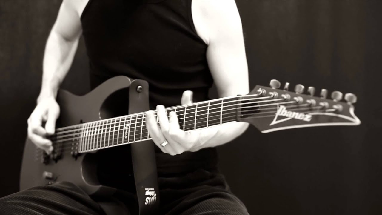 Korn - Justin (guitar cover) - YouTube
