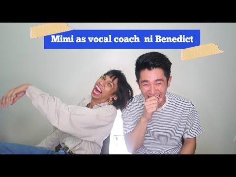 Mimi As Vocal Coach Ni Benedict