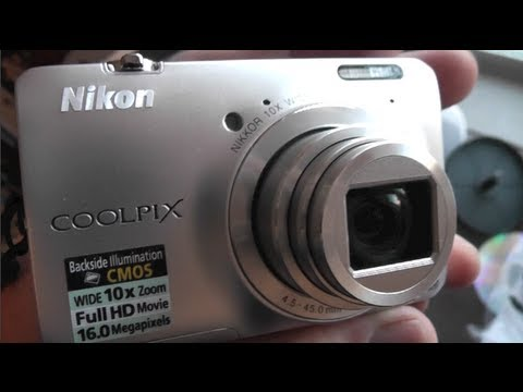 best nikon coolpix s6300 full demo and review hd youtube rh youtube com Nikon Coolpix Owners Manual 2000 Nikon Coolpix S3100 Digital Camera