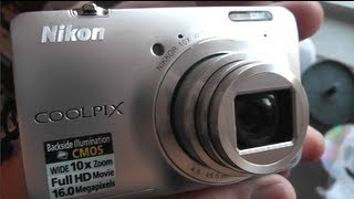 best Nikon Coolpix S6300 Full Demo and Review HD