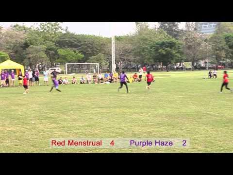 Bangkok Hat 2012 Finals - Red Menstrual vs Purple Haze (Part I)