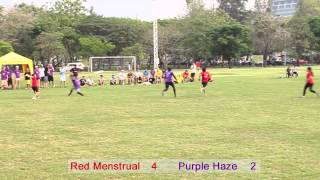 Bangkok Hat 2012 Finals - Red Menstrual vs Purple Haze (Part I)