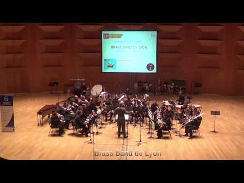 Brass Band de Lyon - Orion de Paul Lovatt-Cooper