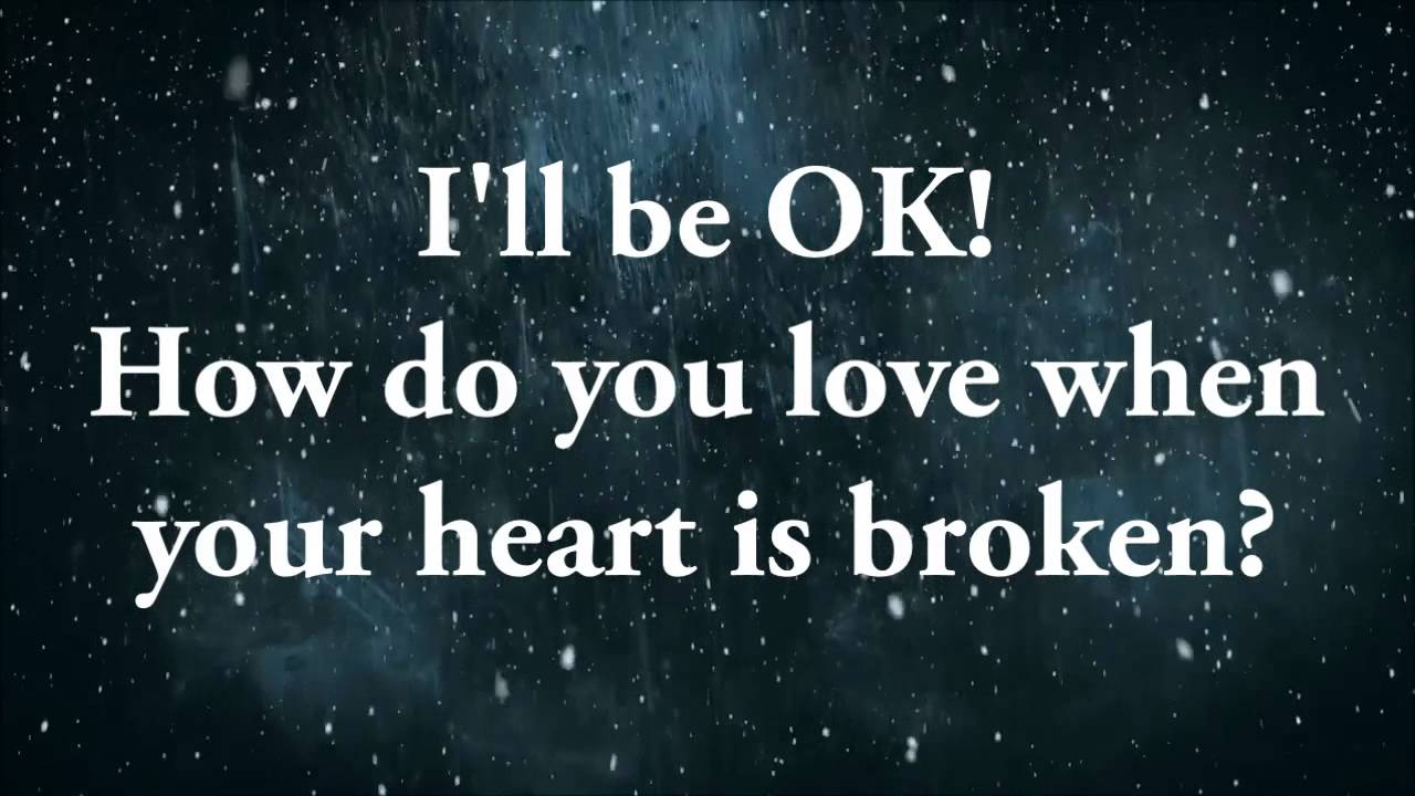 Robin Schulz feat. James Blunt - OK (Lyrics / Lyric Video ...