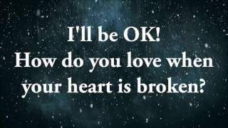 Nothing more - I'll Be Ok (Lyrics)