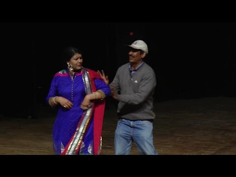 गढ़वाली काँमेडी लाइव शो - 2 || Garhwali Live Comedy Stage Show # Garhwali Video 2017