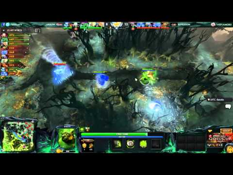 Arrow vs Kingdom - MSI GosuCup June - G2